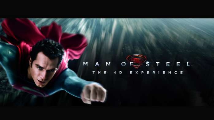 Man of Steel: The 4D Experience brings you along for an out-of-this-world journey with a hero the whole planet is counting on!