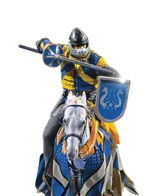 This is an image of the Blue Knight used for tiles.