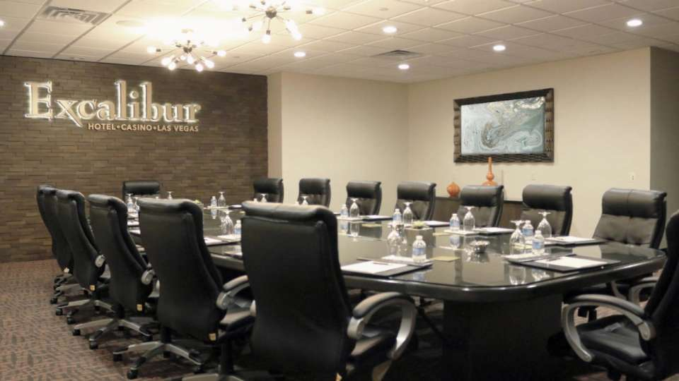 Boardroom image from Excalibur.