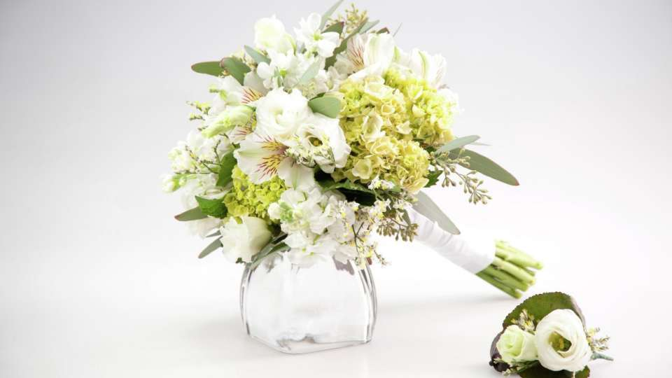 This is the fourth of five bouquets from the Wedding Chapel.