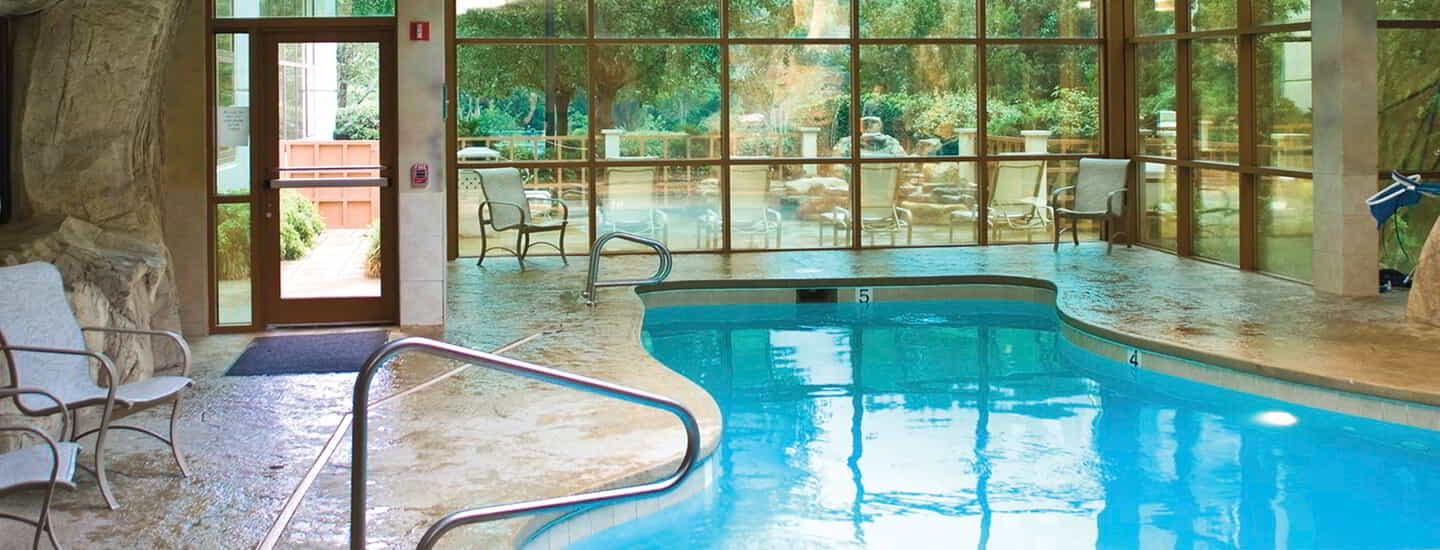 Take a break from the hot casino action with a refreshing dip in our sparkling pool.