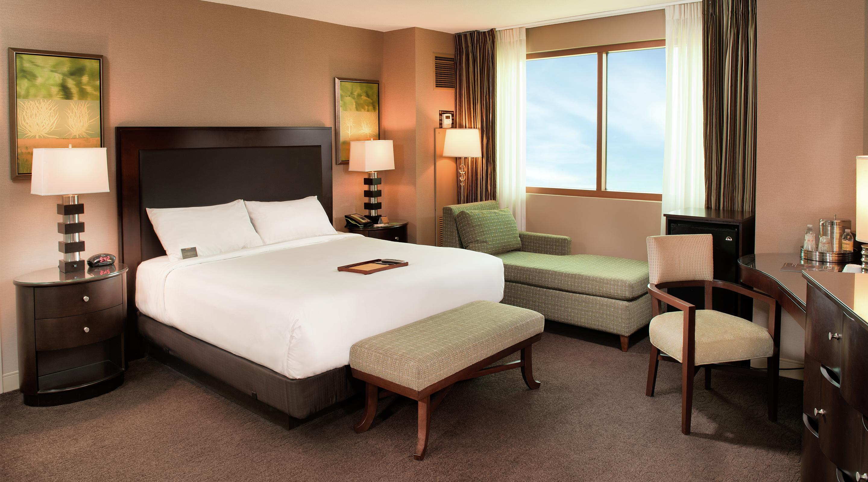 Escape to the utmost in comfort, with everything you need for an exciting vacation.