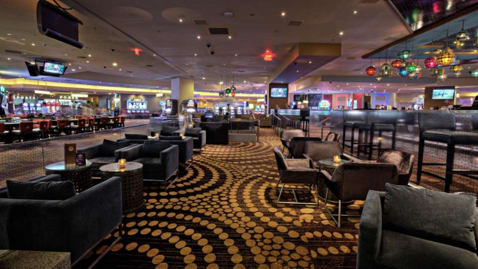 This centrally located social scene is an exotic yet welcoming escape surrounded by all the casino action.