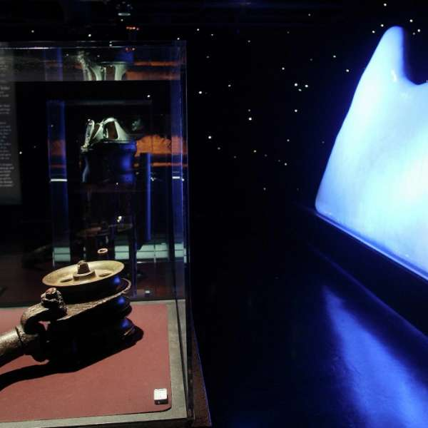 Titanic: The Artifact Exhibition is an unprecedented opportunity to travel back in time and experience the wonder and tragedy of the world's most famous ocean-liner, Titanic.