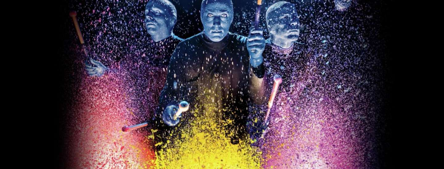 luxor-entertainment-shows-blue-man-group-paint-splatter-drums-front-view