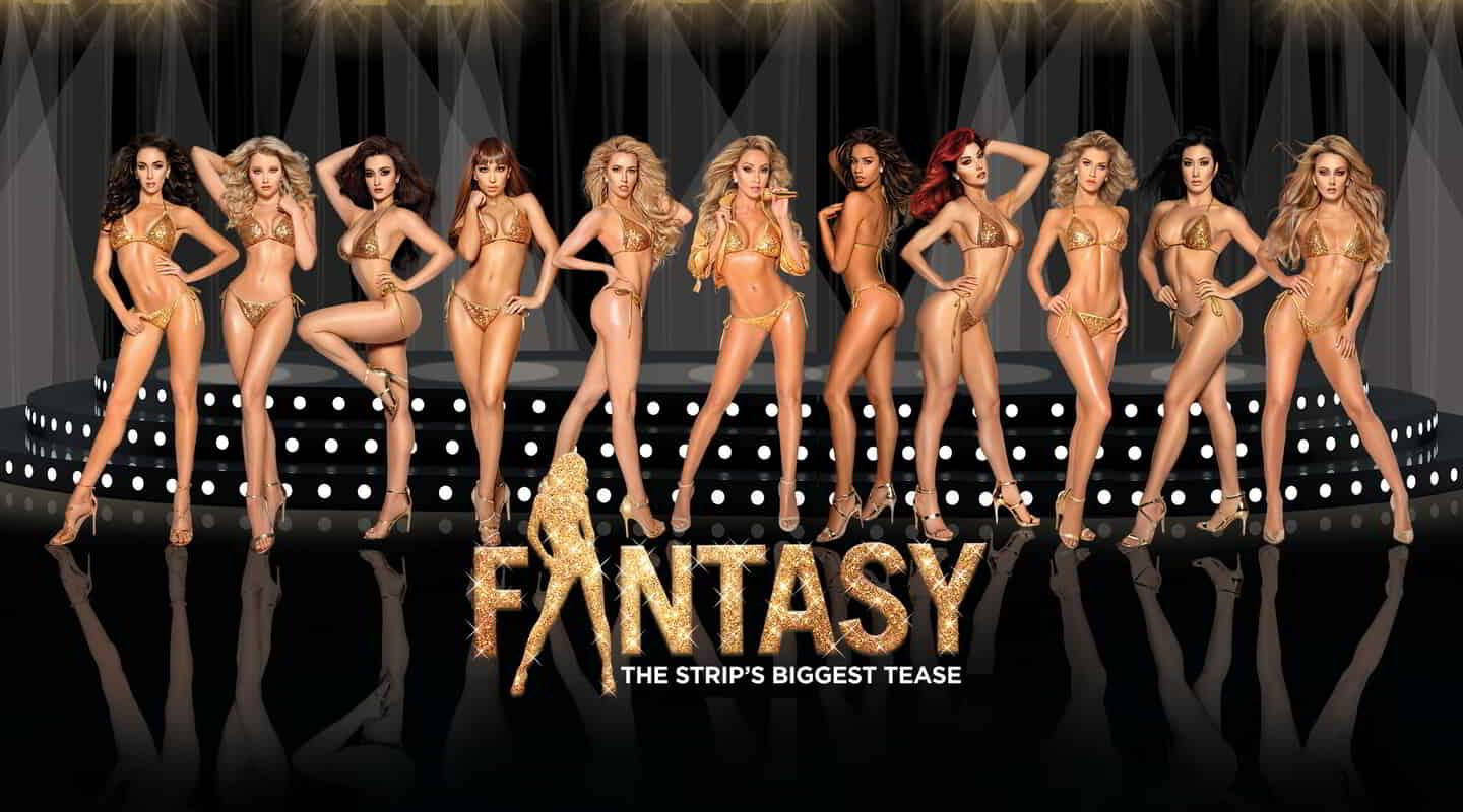 An image of Fantasy's showgirl cast for 2021.