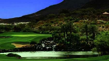 Enjoy Luxor amenities such as golfing at Dragon Ridge Golf Course.