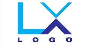 Website logo for the Luxor store LX Logo.