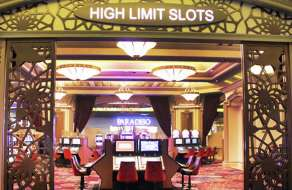 High Limit Slots room