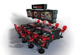 InterBlock's Organic Virtual Roulette machine.