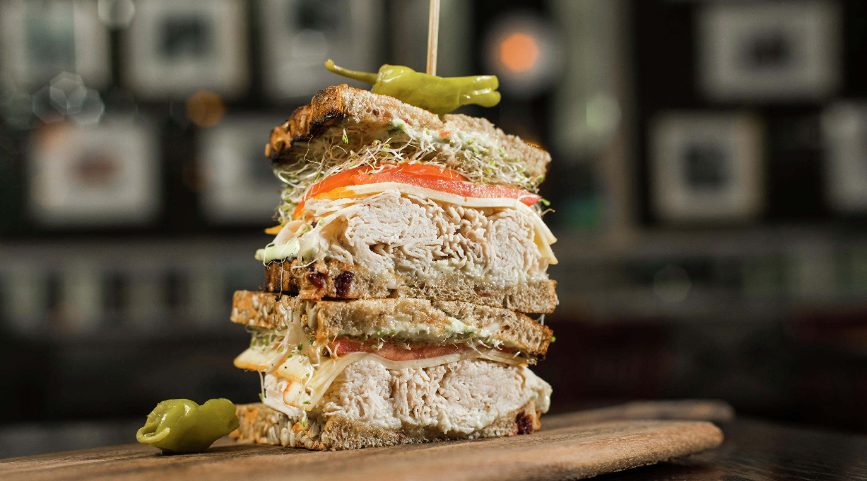 Citizens Kitchen Deli Counter Turkey Club