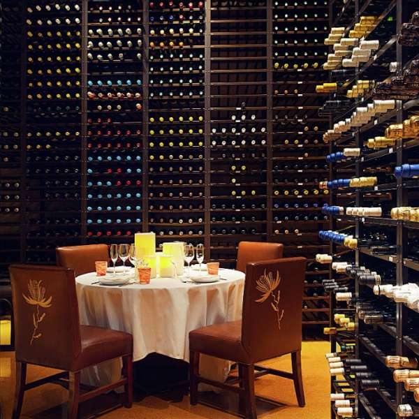 mandalay-bay-restaurant-fleur-by-hubert-keller-architecture-private-dining-wine-cellar