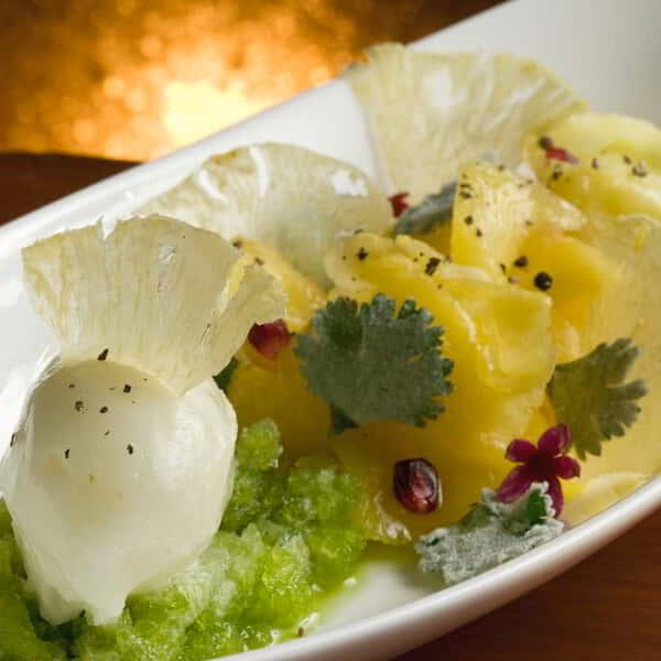mandalay-bay-restaurant-fleur-by-hubert-keller-pineapple-carpaccio-dessert