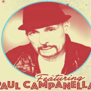 Paul Campanella, the epitome of blue eyed soul performs the first Saturday of every month.
