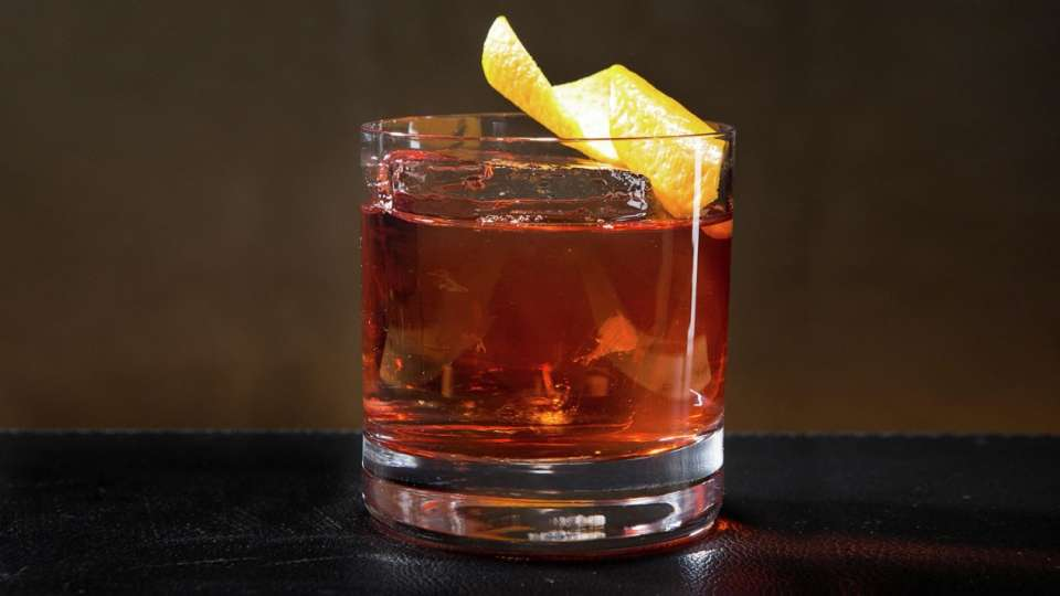 Sip on a Boulevardier at Libertine Social.