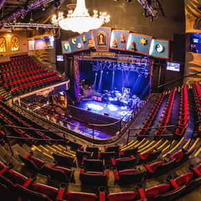House of Blues Music Hall during performance of Heart