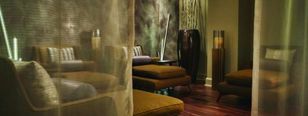 Relax at the Spa Co-ed Zen located inside the Four Seasons Spa at Mandalay Bay.