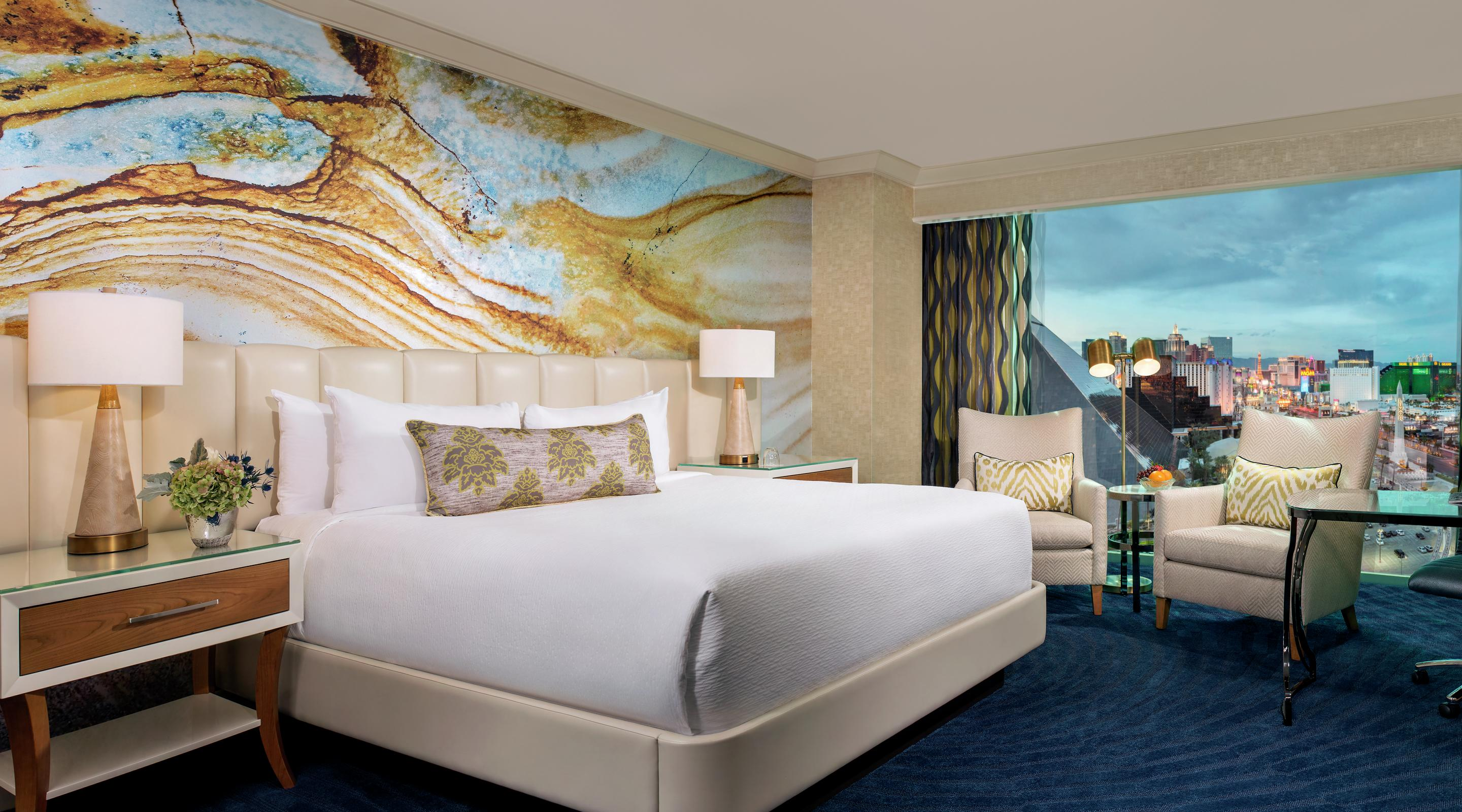 Our newly remodeled Resort King room is the perfect blend of comfort and style.