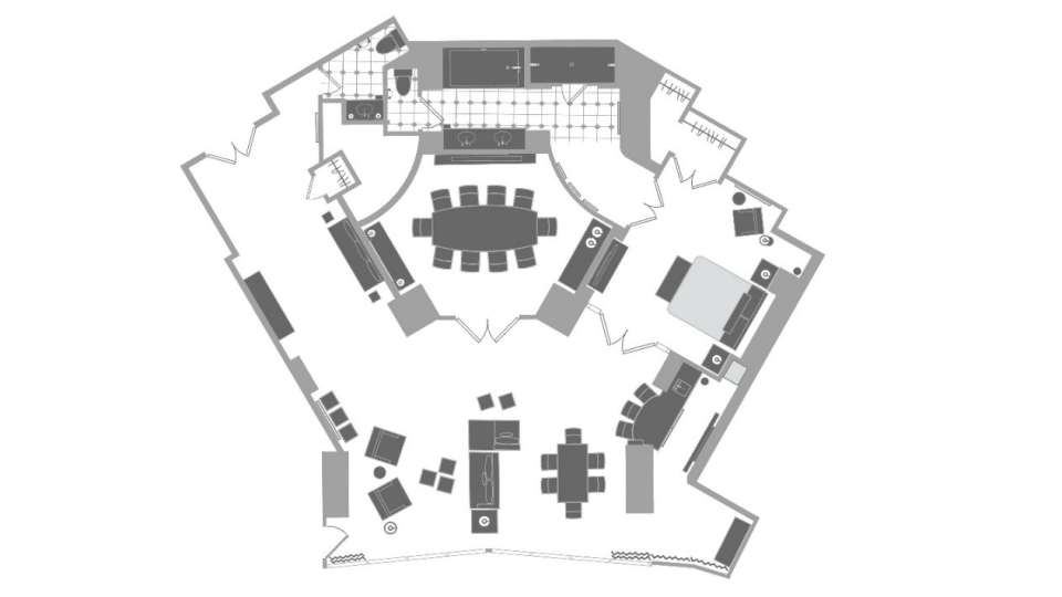 Conference Suite Floor Plan