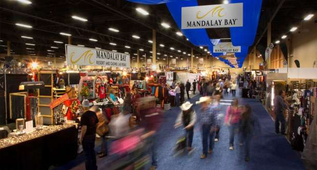 Cowboy Marketplace at The Mandalay Bay Convention Center