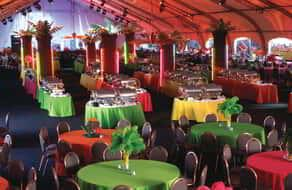 mandalay-bay-meetings-and-conventions-colorful-tables