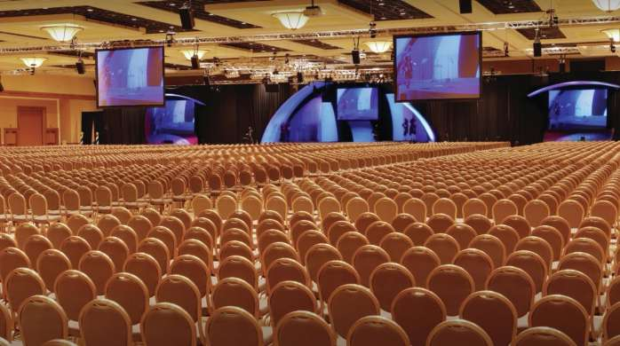 Mandalay Bay Convention Large Ballroom