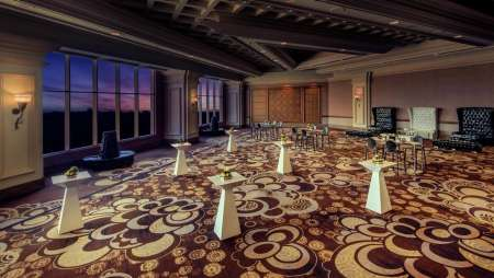Mandalay Bay presents their Palm Foyer Meeting Room.