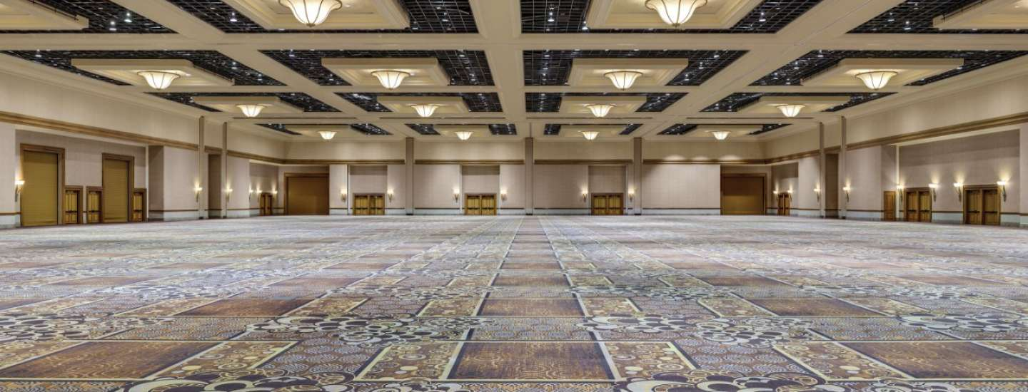 Mandalay Bay meeting convention ballroom space.