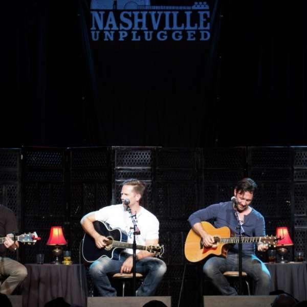 Join us every Friday evening for Nashville Unplugged!