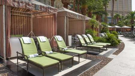 Mandalay Bay Beach East Lagoon Cabanas - Reshoot 2016
