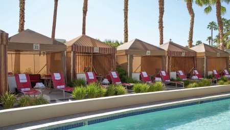 Mandalay Bay Beach Lazy River Cabanas - Reshoot 2016