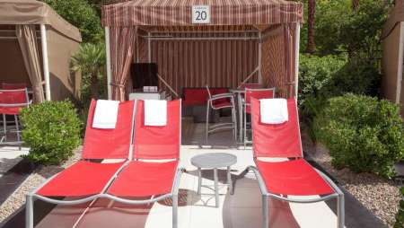 Mandalay Bay Beach West Lagoon Cabana - Reshoot 2016