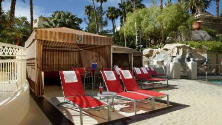 Mandalay Bay Beach Beach Club Cabanas