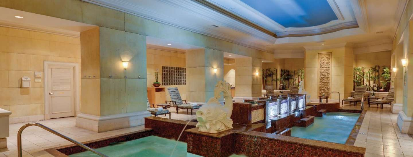 The 30,000 square foot, world-class Spa Mandalay combines the best techniques and products with skilled professionals to usher you into a level of relaxation beyond your imagination.