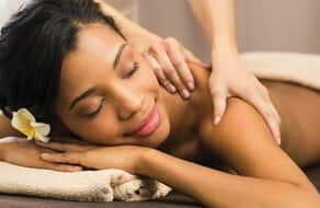Feel renewed with our large selection of massages at Spa Mandalay.
