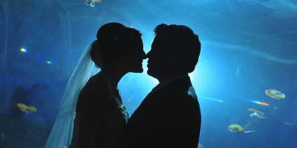 mandalay-bay-weddings-chapel-lifestyle-couple-sharkreef-silhouette