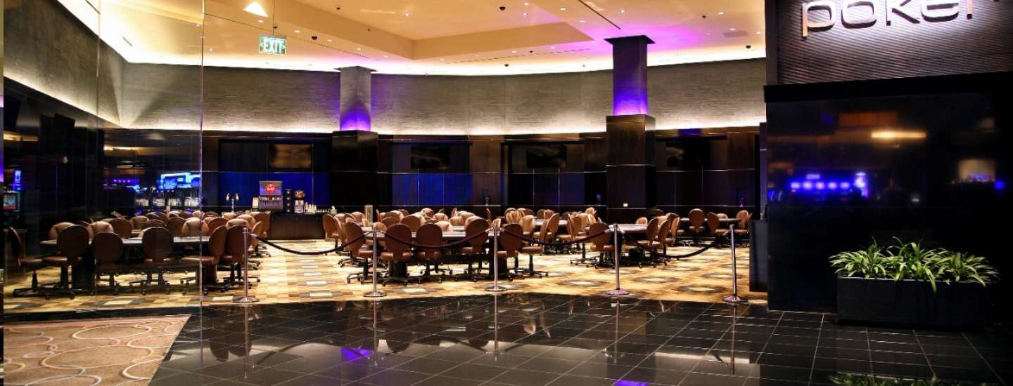 Poker Room Photo