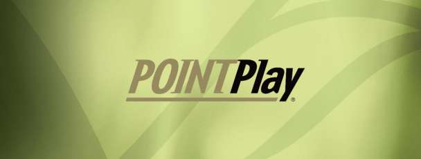 The POINTPlay Logo.