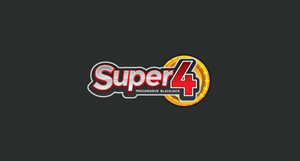 Super4 Blackjack Sidebet.