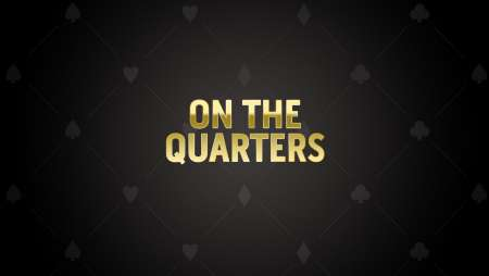On The Quarters Casino Promotion Logo.