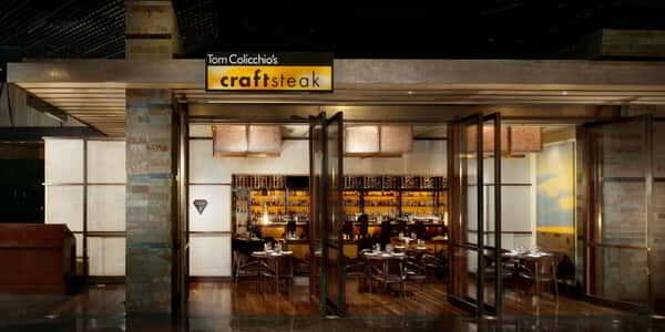 Tom Colicchio's Craftsteak Exterior Image