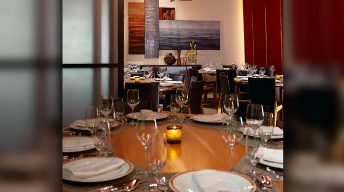 Private Dining in Tom Colicchio's Craftsteak