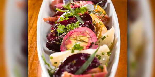 Beet Salad at Tom Colicchio's Craftsteak