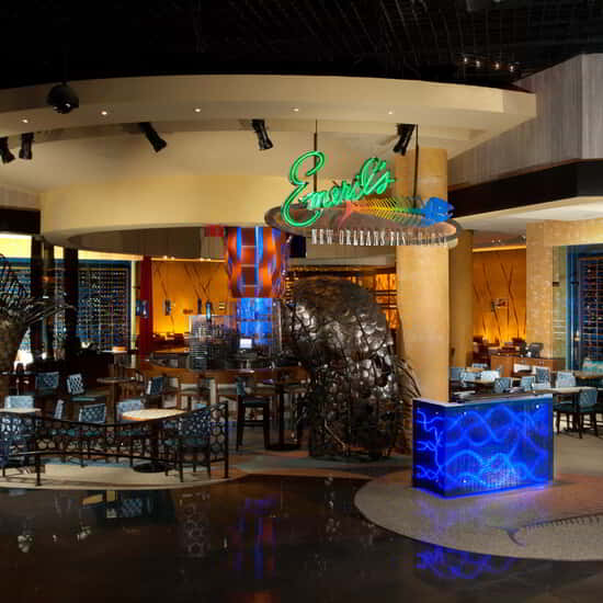 MGM Grand Emeril's Restaurant Exterior Image