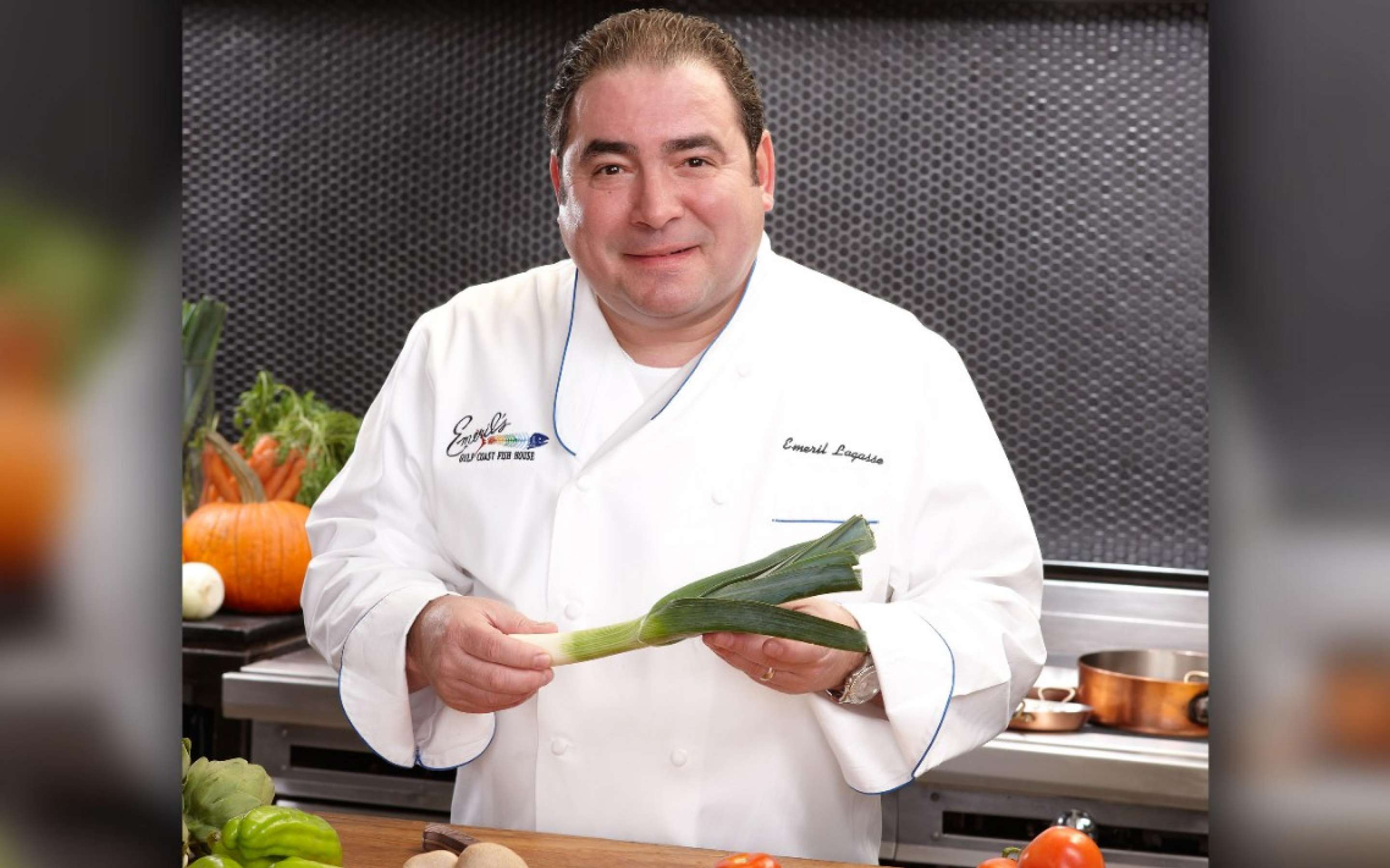 Celebrity Chef Emeril Lagasse