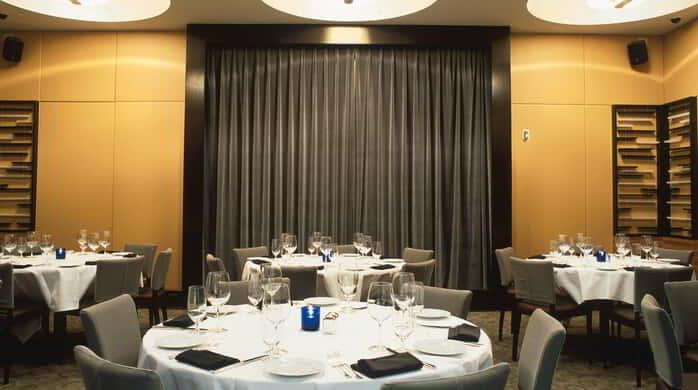 Private Dining Room & Fiamma Trattoria & Bar at MGM Grand