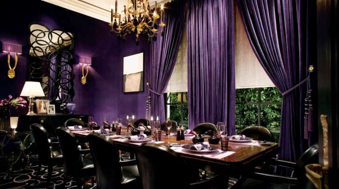 Private Dining Room at Joël Robuchon Restaurant