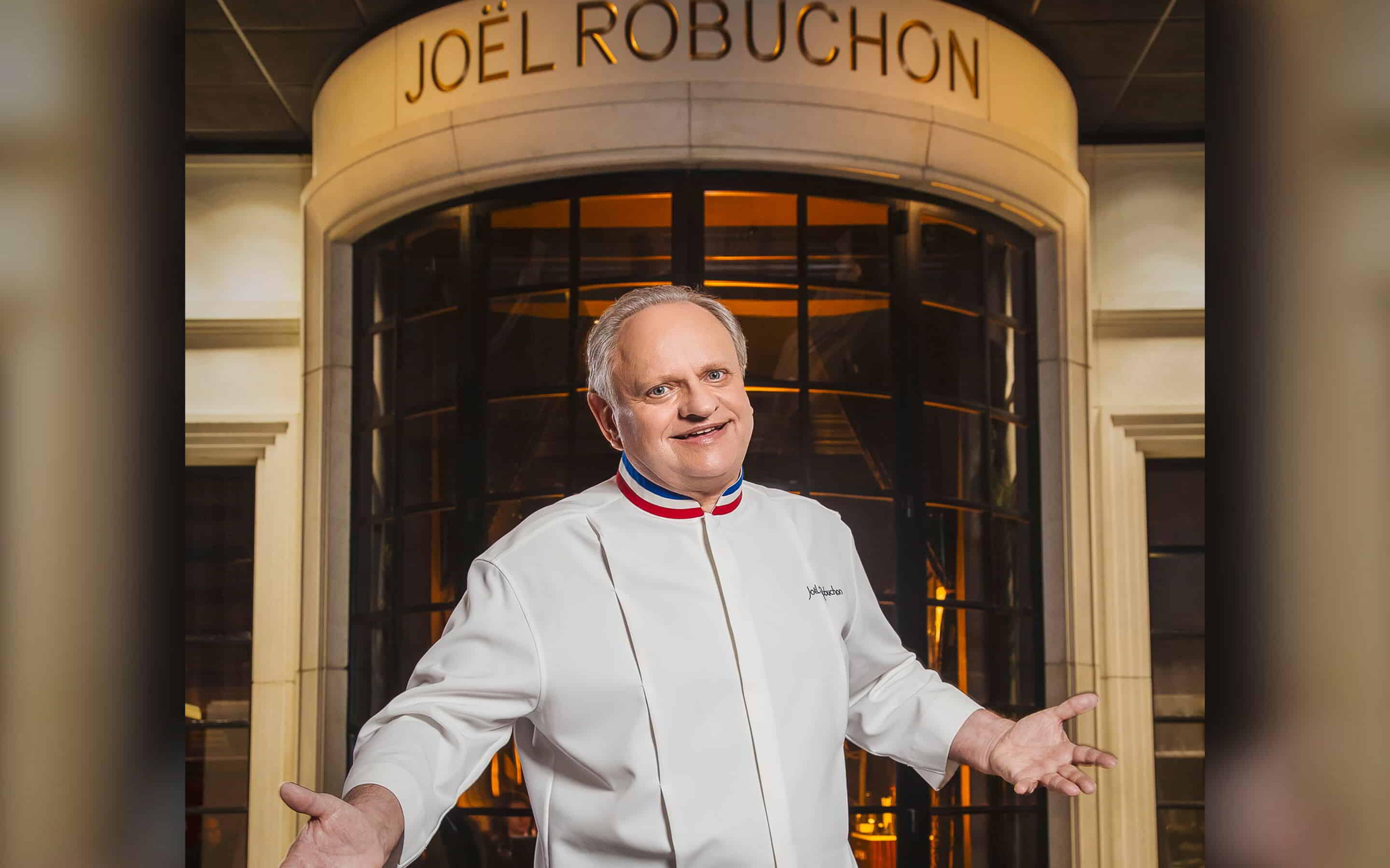 Joël Robuchon was named France's Chef of the Century by the esteemed Gault Milau restaurant guide.