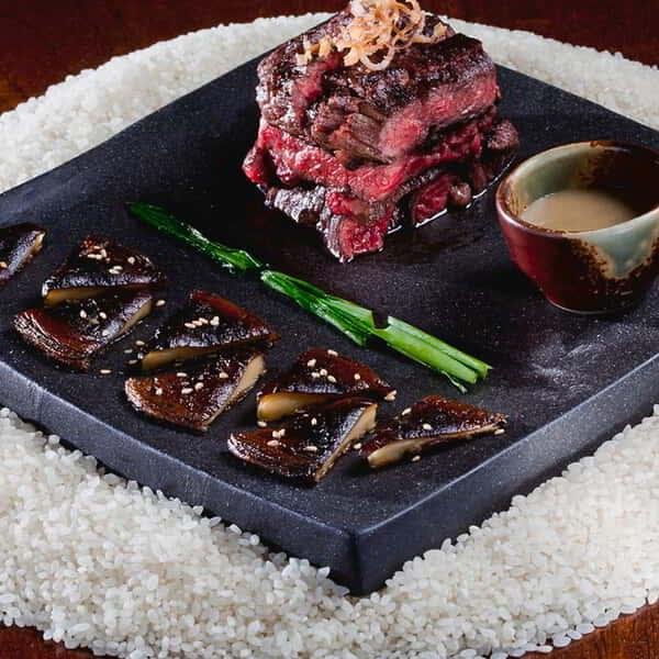 Shibuya is the ultimate destination for Japanese cuisine.