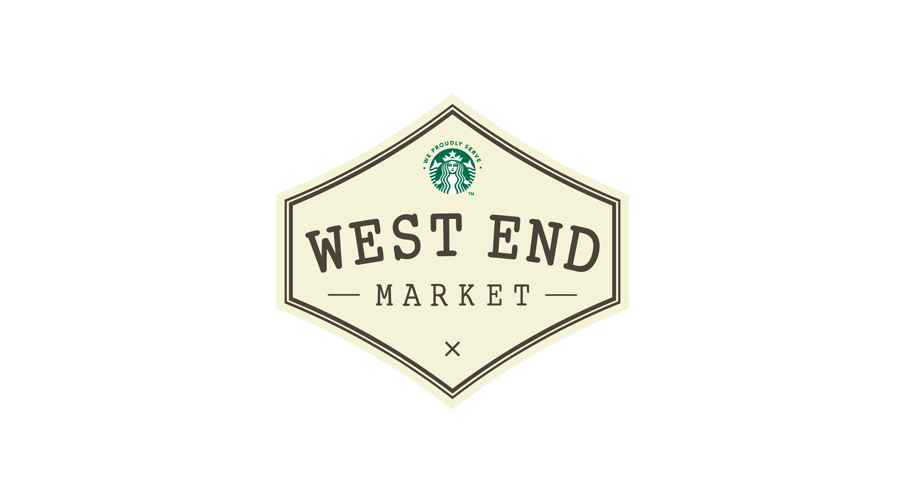 West End Market logo.